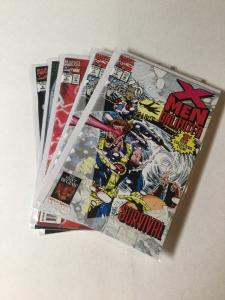 X-men Unlimited 1 2 3 4 5 Nm Near Mint