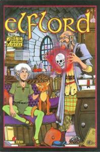 Elflord (Sept 1986 series Volume 2) #3, VF- (Stock photo)