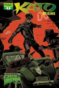 Kato Origins #1A VF/NM; Dynamite | save on shipping - details inside