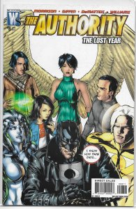 Authority  : Lost Year   # 8 FN