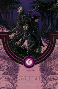Roche Limit: Clandestiny #2 VF; Image | save on shipping - details inside