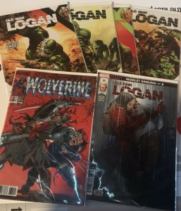 WOLVERINE, GAMBIT, ASSORTED X-MEN RELATED COMIC LOT