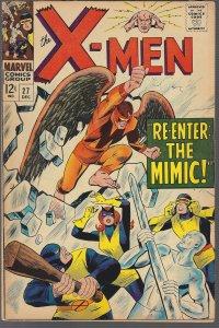 X-men #27 (Marvel, 1966) VF/FN