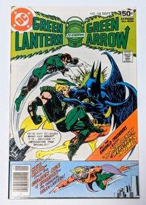 Green Lantern #108 (Sept 1978, DC) VF/NM 9.0 Golden Age Green Lantern backup sty
