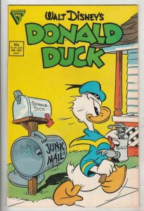 Donald Duck #255 (Jul-87) VF/NM High-Grade Donald Duck