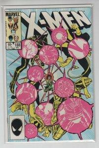 UNCANNY X-MEN (1963 MARVEL) #188 VF+ A98377