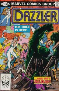 Dazzler #6 VF/NM; Marvel   save on shipping - details inside