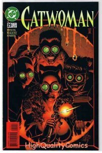 CATWOMAN #29, VF/NM, Jim Balent, Dixon, Femme Fatale, 1993, more in store
