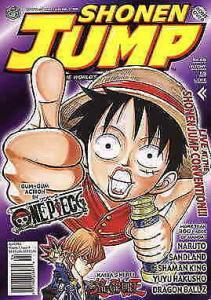 Shonen Jump #4 FN; Viz | save on shipping - details inside
