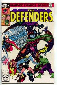 DEFENDERS #92, VF+, Hulk, Marvel, Dr Strange, Valkyrie, 1972 1981, Son of Satan