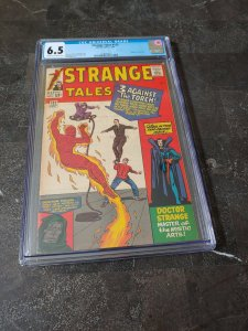 STRANGE TALES #122 CGC 6.5 DR. STRANGE
