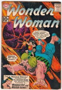 Wonder Woman #135 (Jan-63) VG Affordable-Grade Wonder Woman