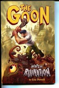 Goon: Heaps Of Ruination-Eric Powell-Vol. 3-TPB-trade