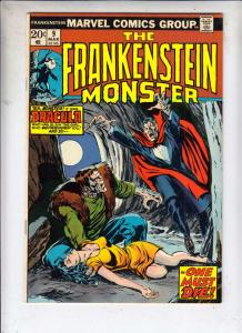 Frankenstein, the Monster of #9 (Mar-74) VF High-Grade Frankenstein