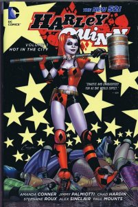 Harley Quinn Hot in the City Volume 1 2014 Hardcover HC DC NEW SEALED