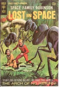 SPACE FAMILY ROBINSON 33 FINE April 1969 COMICS BOOK