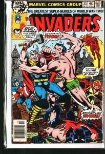 The Invaders #33 (1978)