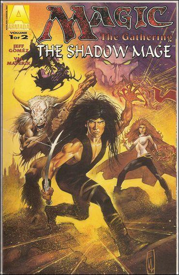 Magic: The Gathering—The Shadow Mage TPB #1 VF/NM; Armada | save on shipping - d