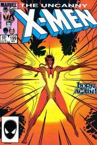 Uncanny X-Men (1981 series) #199, NM- (Stock photo)