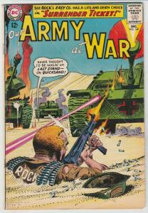 Our Army at War #149 (Dec-64) VG/FN+ Mid-Grade Easy Company, Sgt. Rock