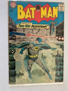 Batman #166 2.0 GD tape on spine (1964)