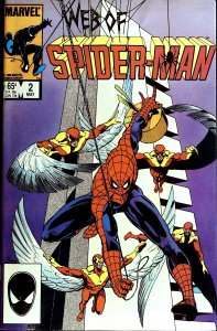Web of Spider-Man #2 (1985)