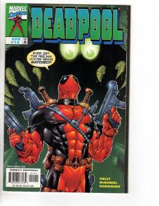 DEADPOOL (1997) 15 VF April 1998 COMICS BOOK