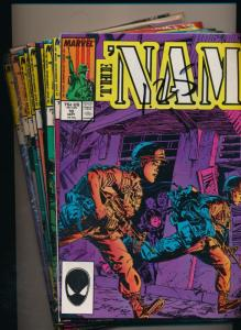 MARVEL Comics SET of 11!! The NAM #10-#20 VERY FINE/NEAR MINT (HX808)