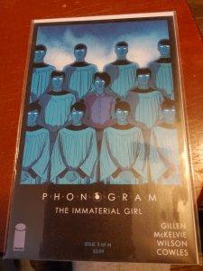 Phonogram: The Immaterial Girl #3 (2015)