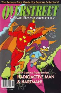 Overstreet's Comic Book Monthly #7 FN; Overstreet | save on shipping - details i