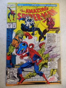 AMAZING SPIDER-MAN # 367 MARVEL ACTION ADVENTURE
