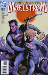 Superman/Supergirl: Maelstrom #3 FN; DC | save on shipping - details inside
