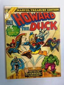 Marvel Treasury Sized Editions #12, Features Howard the Duck, Hulk 7.0 (1976)