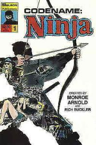 Code Name Ninja #1 FN; Solson | save on shipping - details inside