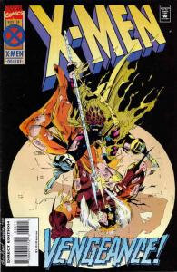 X-Men (2nd Series) #38 Deluxe VF/NM; Marvel | save on shipping - details inside