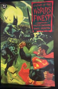 Legends of the World's Finest #3 (1994)