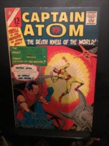 Captain Atom #80 (1966) wow! High-grade Steve Ditko Captain Atom key!  VF+