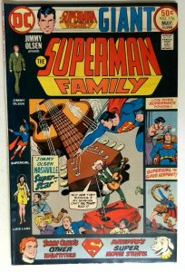 Superman Family #176 DC 1976 FN+ Bronze Age Comic Book 1st Print