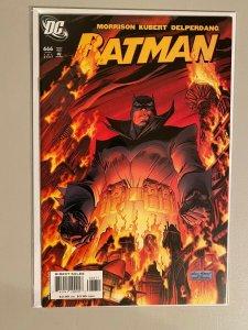 Batman #666 8.0 VF (2007)