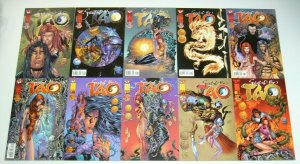 Spirit of the Tao #1-15 VF/NM complete series + preview BILLY TAN d-tron image