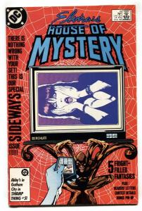 ELVIRA'S HOUSE OF MYSTERY #6 1986 cool cover - comic book