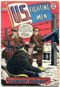 U.S. Fighting Men #15 1964- Super Golden Age Reprint VG+