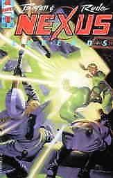 Nexus Legends #3 VF/NM; First | save on shipping - details inside