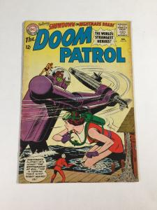Doom Patrol 93 4.0 Vg Very Good Dc Comics Silver Age