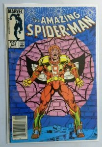 Amazing Spider-Man (1st Series) #264, Newsstand Edition Water Stain 5.0 (1985)