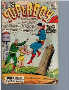 Superboy #100 (1962)