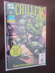 Marvel Chillers Shades of Green Monsters SC (1997 Marvel) #1A - VF - 1997