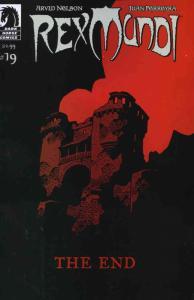 Rex Mundi (Vol.2) #19 VF; Dark Horse | save on shipping - details inside