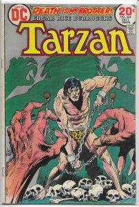 Tarzan   (DC)   #224 GD Joe Kubert