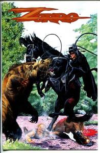 Zorro 1999-Image Comics-previw edition-rare-NM